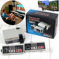 Приставка в ретро стиле Retro Mini Game 500 игр, фото 3