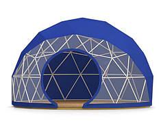 Купольный шатер 6м.