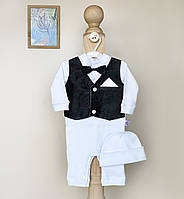 """Набор на выписку для новорожденного """"Джентльмен"""", фото 1"""