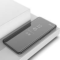 Чехол книжка для Realme XT с зеркальной поверхностью (3 Цвета)