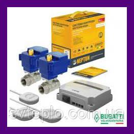 Система контроля протечки воды СКПВ Neptun Bugatti Base 220B ¾''