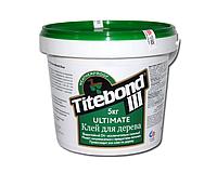Клей TITEBOND ULTIMATE III D4 столярный, 5кг