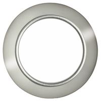 Одноместная рамка RENOVA сталь, Schneider Electric, WDE011440