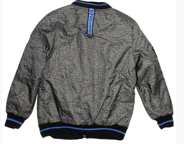 Легкая куртка бомбер для мальчика