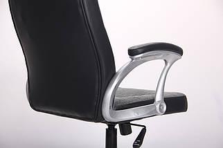 Кресло Beverly Dark Grey ткань + экокожа TM AMF, фото 3