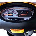 Скутер SPARK SP125S-14 (чорний, синій, червоний, білий, жовтий) + Доставка безкоштовно, фото 10