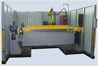 Робототехнологический комплекс РК754 для дуговой сварки деталей машин.