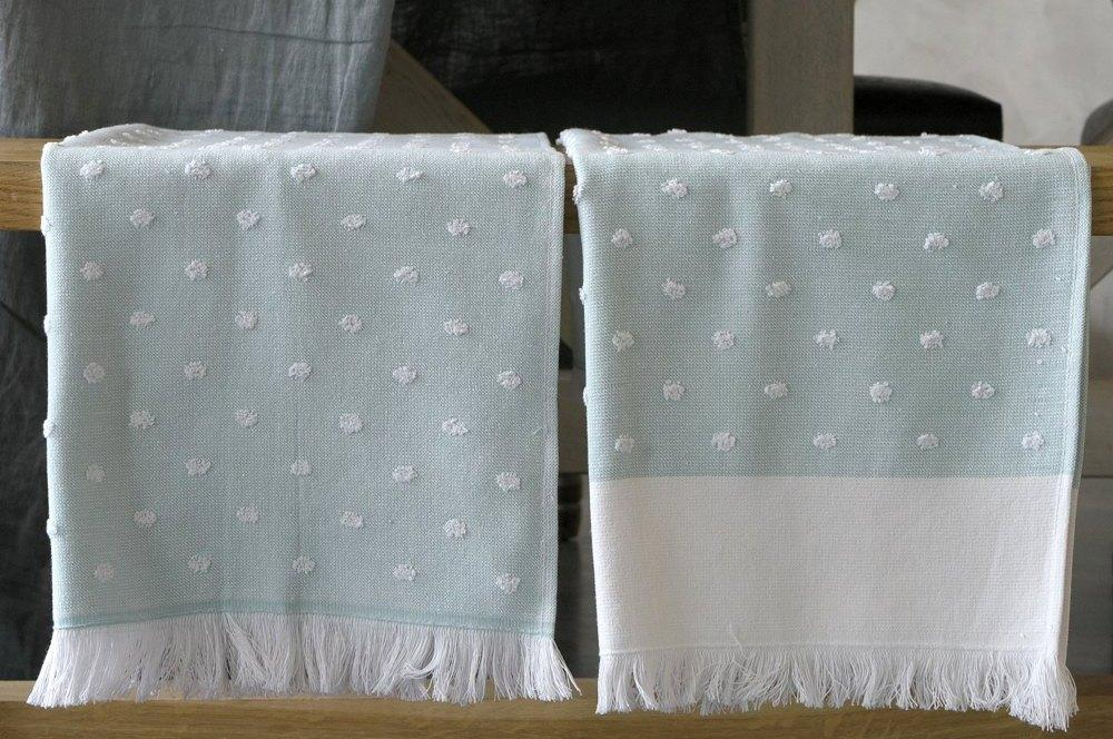 Полотенца кухонные 50х75 набор из 2 шт PAVIA Pea Green