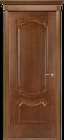 Межкомнатные Шпонированные двери Престиж (Каштан) ПГ