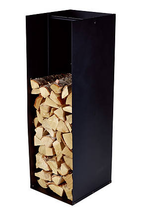 Подставка для дров металлическая H205B-L (XL), фото 2