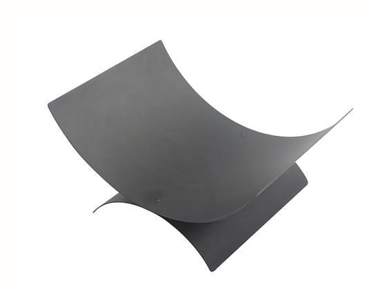 Подставка для дров металлическая  H163B, фото 2