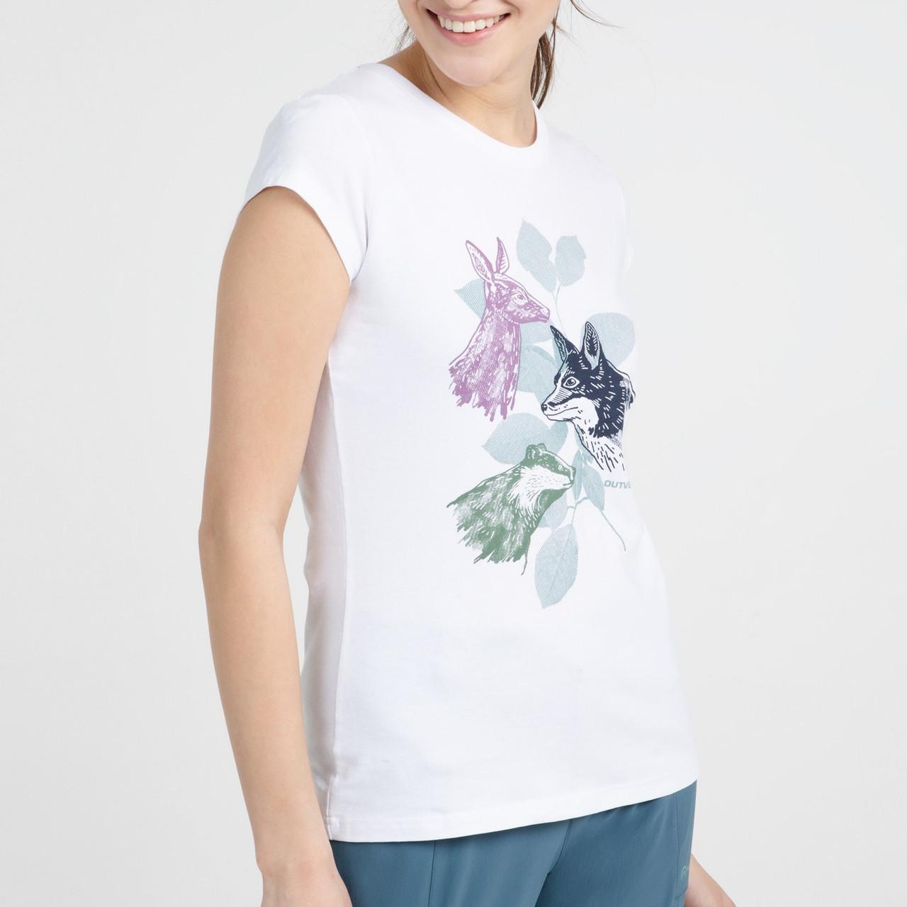 Женская футболка Outventure