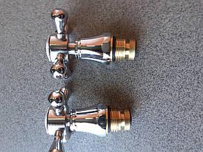 Ручка+букса MF 1/2 мех пара, фото 2
