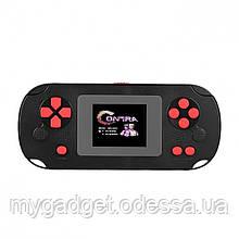 Портативная консоль  UKC Mini Game 268 ретро игры Dendy, SEGA (денди сега) 8bit (синий, желт)