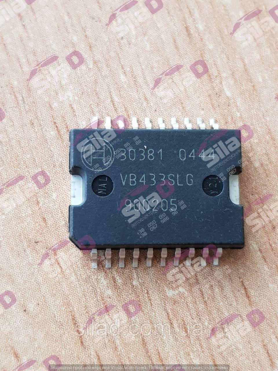 Микросхема BOSCH 30381 корпус HSOP-20