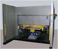 Робототехнологический комплекс РК755 для дуговой сварки деталей машин.