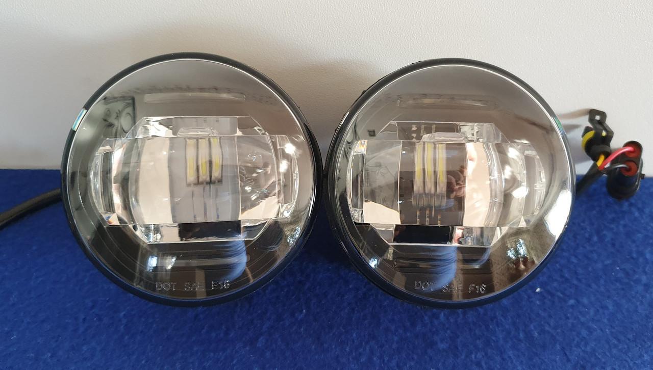 Противотуманные LED фары Nissan Juke с 2010-2015