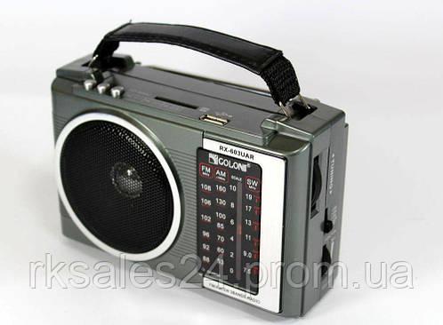 Радиоприемник Golon RX-603UAR