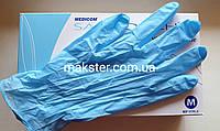 Перчатки нитриловые неопудренные SafeTouch Medicom 4,2 гр 100 шт
