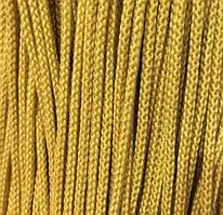 Шнур для одягу круглий з наповнювачем 5мм кол S-038 (уп 100м) арт.00030
