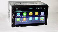 Магнитола 2 din (2 дин) Pioneer 8701 Android 5.1.1 WiFi 4 Ядра  1Gb RAM 16Gb ROM  сенсорный дисплей 7 дюймов GPS навигатор