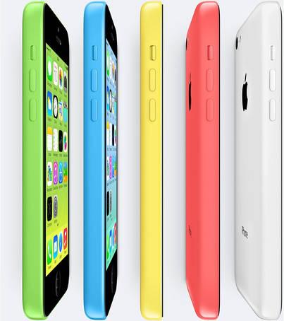 """Чохли для Apple iPhone 5C (4.0 """")"""