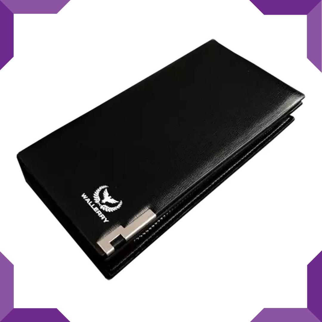 Кошелек,портмоне Wallerry SW002,чёрный