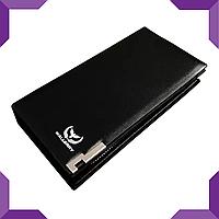 Кошелек,портмоне Wallerry SW002,чёрный, фото 1