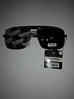 Солнцезащитные очки классика мужская, матрикс, фото 1