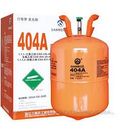 Фреон R404А / Холодоагент R-404A Sanmei, 10,9 кг