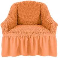 Чехол на кресло (Etek). Апельсин
