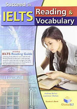 Учебник Succeed in IELTS: Reading and Vocabulary Self-Study Edition / Global ELT