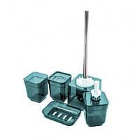 Набор аксессуаров для ванной 5пр Cube TRL-1254 TT Eco
