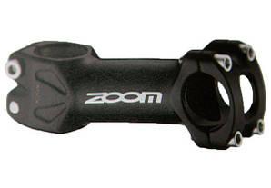 Вынос велосипедный Zoom  алюминиевый 31,8x90мм  чорний
