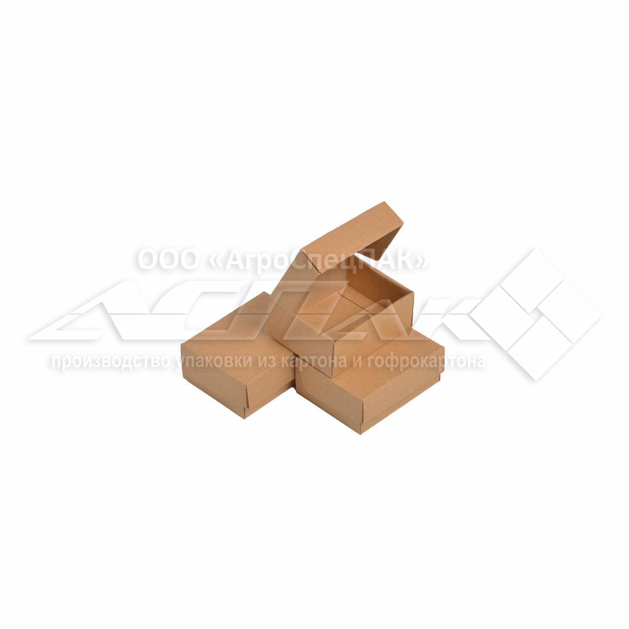 Упаковочные коробки 90х73х38 бурые