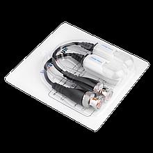 1-канальний пасивний приймач/передавач відеосигналу Green Vision GV-01P-01