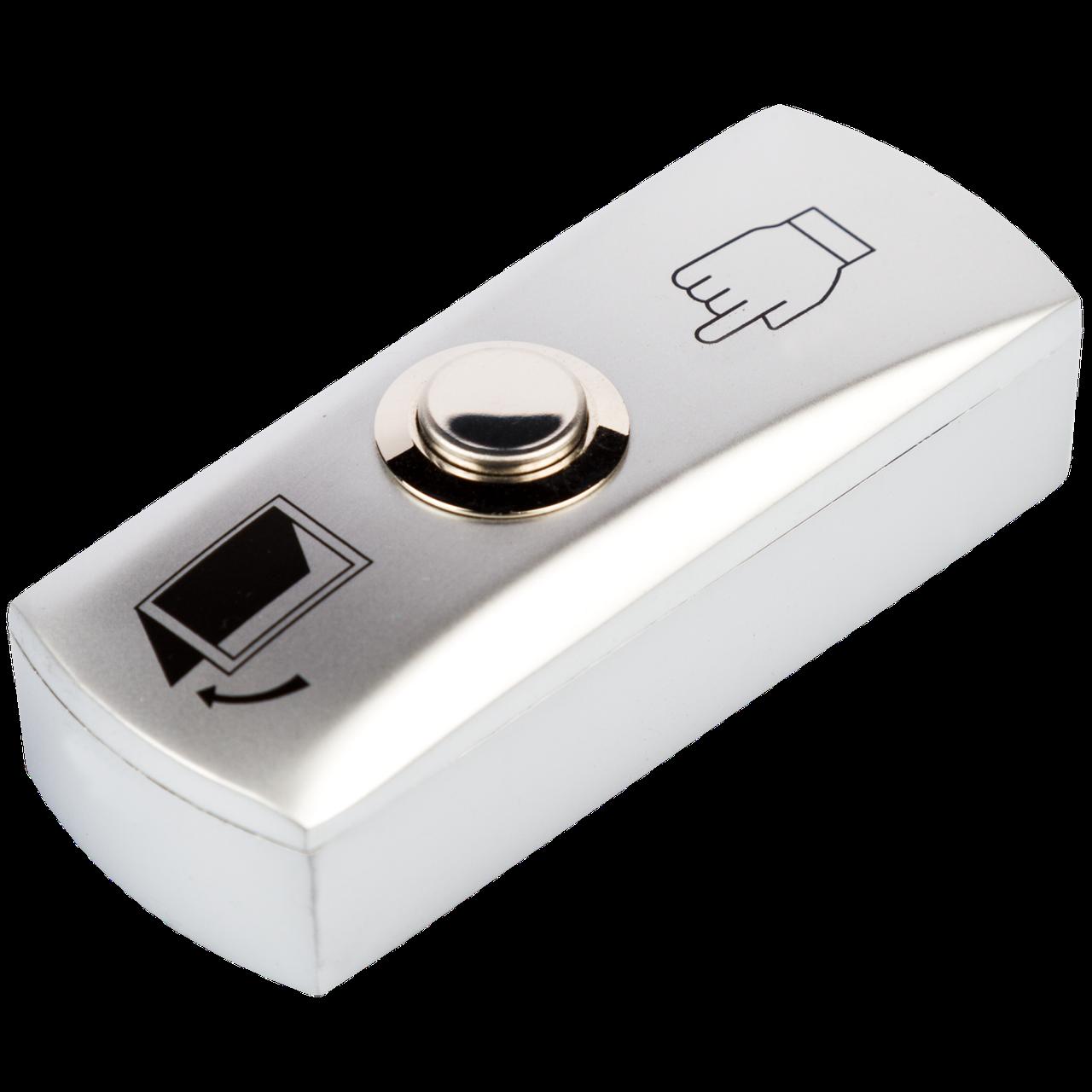 Кнопка для электро-магнитного замка Green Vision GV-ВЕ-802В