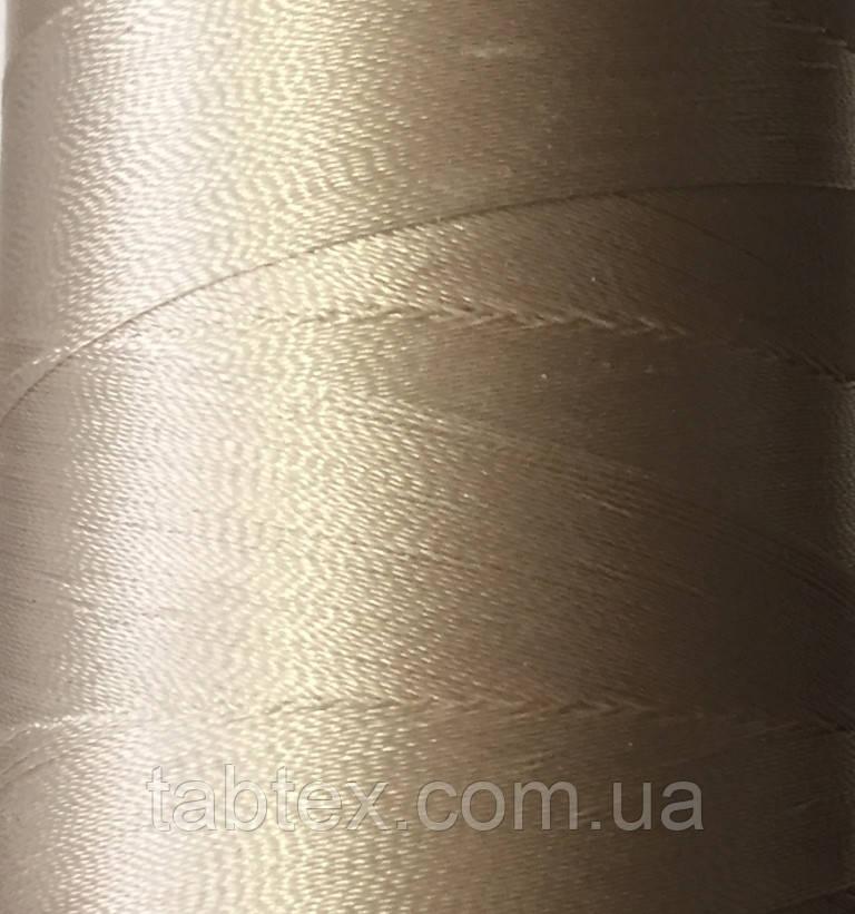 Нитка шовк для машинної вишивки embroidery 120den. № В259 3000 ярд