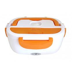 Ланч-бокс the electric lunch box с подогревом оранжевый