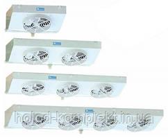 Потолочный воздухоохладитель Hispania HEJ-3D