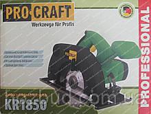 Циркулярная пила Procraft KR1850