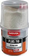 NOVOL PLUS 710 Шпатлевка+сетка для ремонта бампера 0,250кг