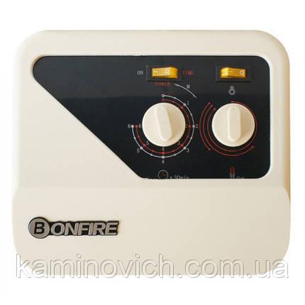 Електрична піч для сауни Bonfire SAV-210 (виносний пульт управління в комплекті), фото 2