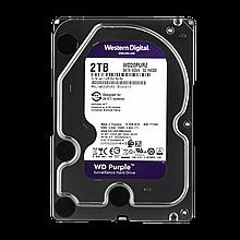 Жорсткий диск Western Digital 2TB Purple