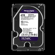 Жорсткий диск Western Digital 4TB Purple