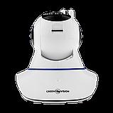 Беспроводная поворотная камера GV-089-GM-DIG20-10 PTZ 1080p, фото 5