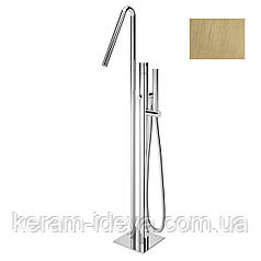 Смеситель для ванны напольный Bruma Lusa 101 070 2SR
