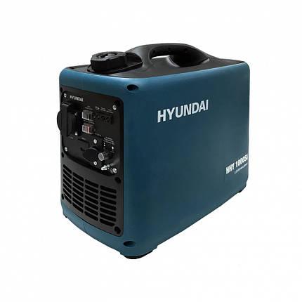 Инверторный генератор Hyundai HHY 1000Si, фото 2