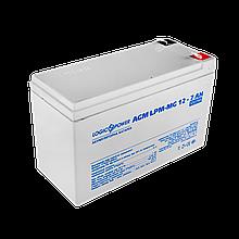Аккумулятор мультигелевый AGM LogicPower LPM-MG 12 - 7 AH