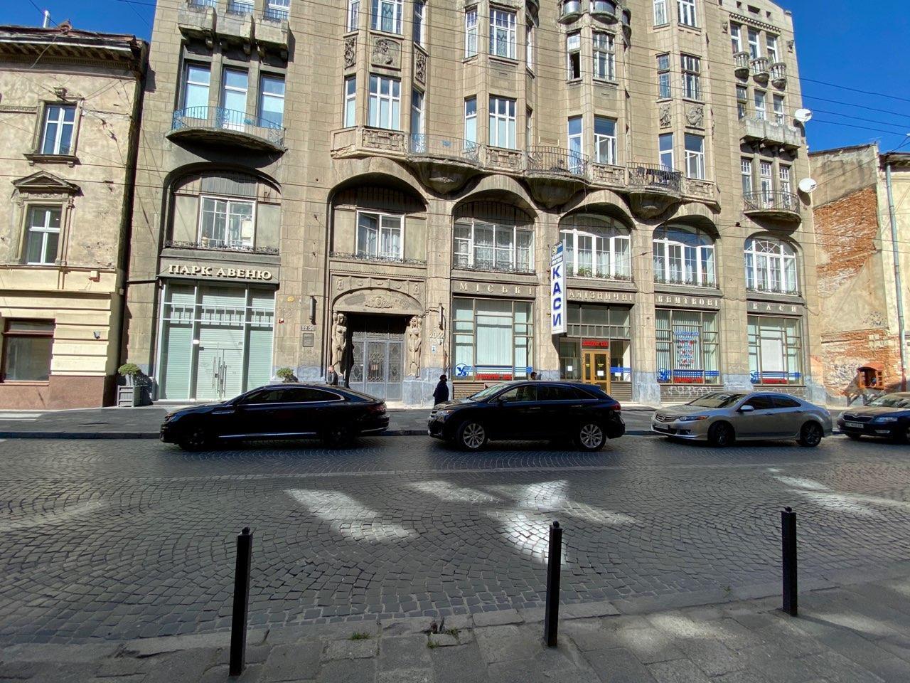 Здається однокімнатна квартира в центрі Львова